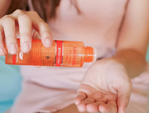 Cách sử dụng nước hoa hồng Labo Labo-3