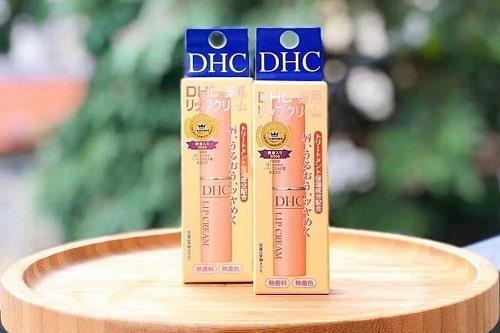 Son dưỡng môi DHC không màu giá bao nhiêu-3