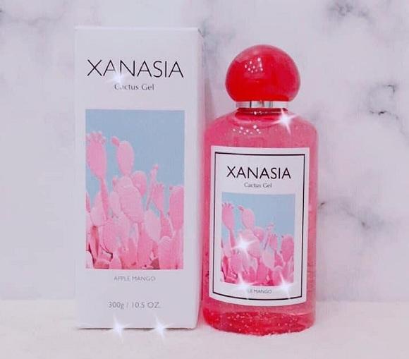 Dưỡng ẩm toàn thân mùa khô lạnh - Gel Xanasia 300ml Hàn Quốc 1