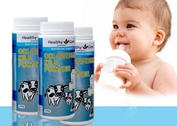 Sữa non Úc Colostrum Milk Powder Healthy Care 300g chính hãng 8