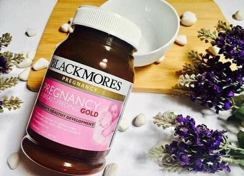 Uống Blackmore Pregnancy trước khi mang thai có công dụng gì?