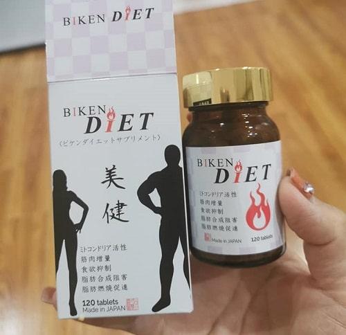 Viên uống giảm cân Biken Diet giá bao nhiêu?-2