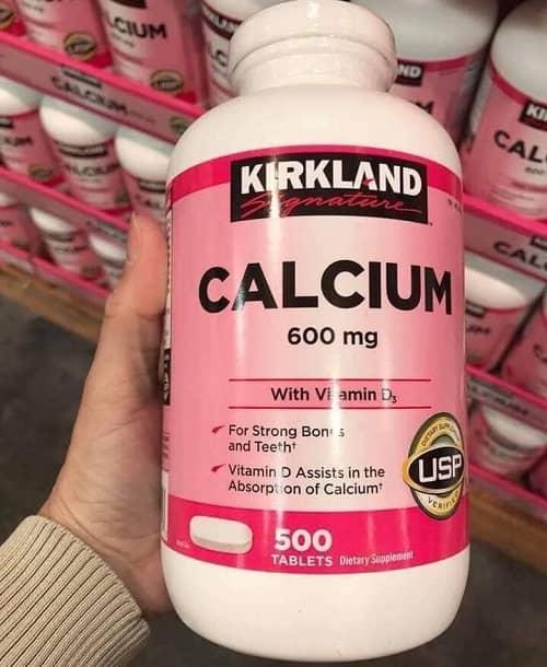 Cách dùng Calcium 600mg + D3 hỗ trợ xương khớp hiệu quả-2