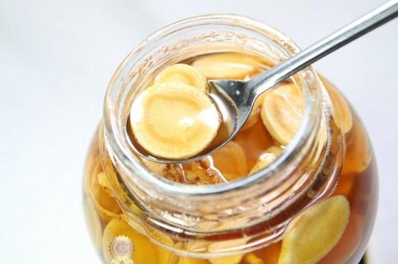 Sâm lát ngâm mật ong 580g Bio Apgold Hàn Quốc, giá tốt 8