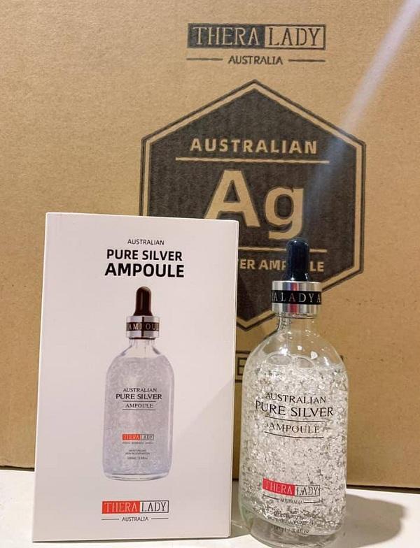 Serum tinh chất bạc Thera Lady Australian Pure Silver 100ml 0