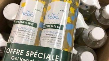 Sữa tắm Bebe Klorane 500ml mua ở đâu giá tốt nhất