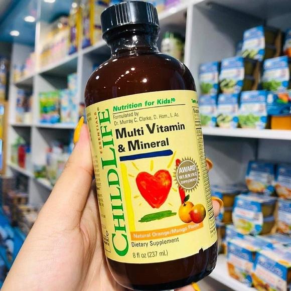 Mua Vitamin Childlife chính hãng ở đâu giá tốt nhất 4