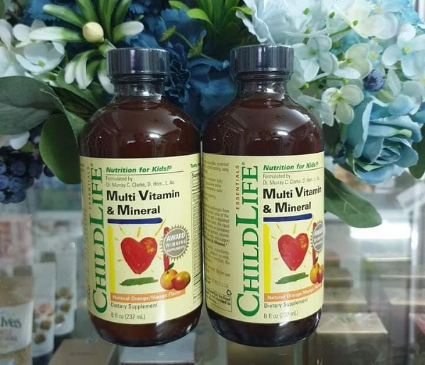 Mua Vitamin Childlife chính hãng ở đâu giá tốt nhất 6