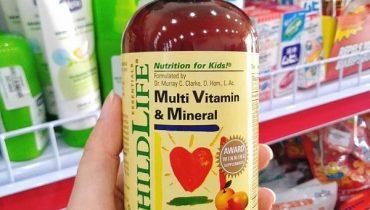 Mua Vitamin Childlife chính hãng ở đâu giá tốt nhất