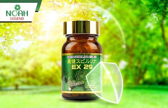 Uống tảo xoắn Biken Spirulina EX 29 có mập không? Cách uống 6